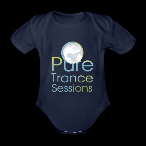 PTS logo new15 beeldmerkS png - Organic Short-sleeved Baby Bodysuit