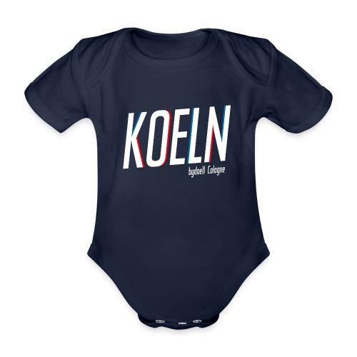 Koeln Basic - Baby Bio-Kurzarm-Body