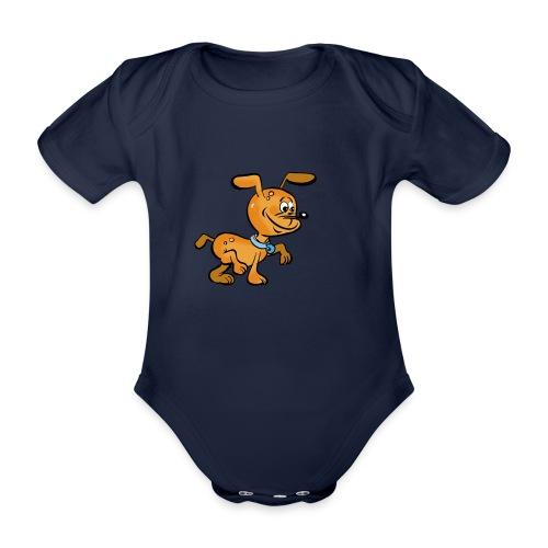 BagsiNeu1 2015 Kopie - Baby Bio-Kurzarm-Body