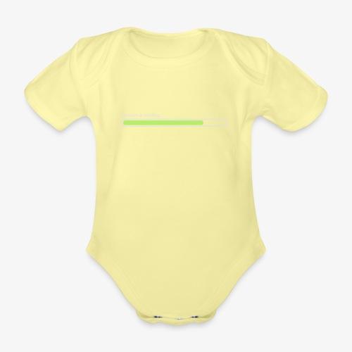 Sarcasm Loading... - Baby Bio-Kurzarm-Body