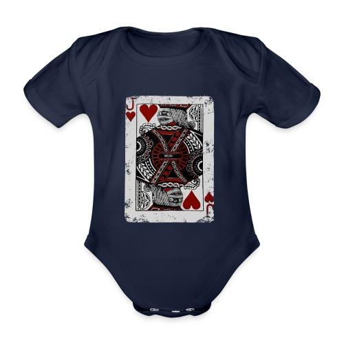 Joker Mummy - Body ecologico per neonato a manica corta
