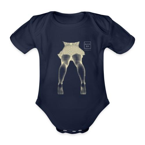 Sensual K - Baby Bio-Kurzarm-Body