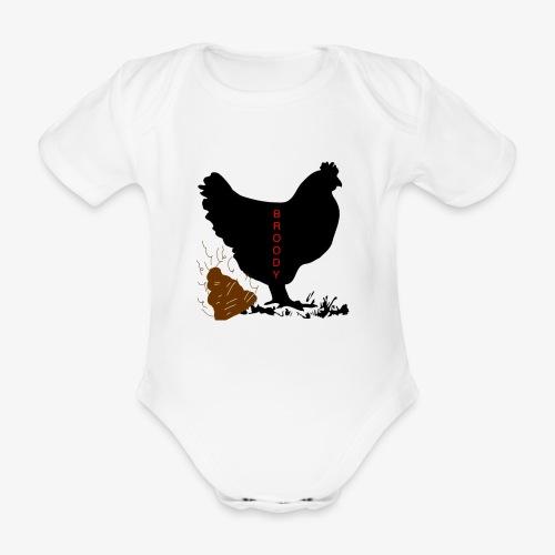 B3E8EA45 B4C8 4EE4 BFA8 A44D7C7A88E7 - Organic Short-sleeved Baby Bodysuit