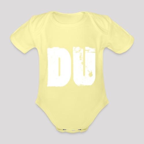 DU - Baby Bio-Kurzarm-Body