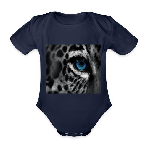 Animal Eye - Body Bébé bio manches courtes
