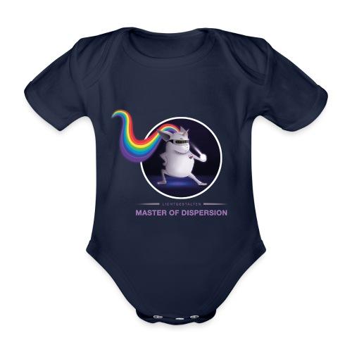 Master of Dispersion - Baby Bio-Kurzarm-Body