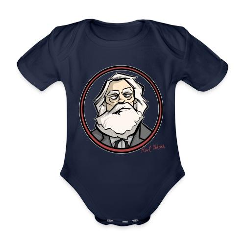 Karl Marx - Baby Bio-Kurzarm-Body