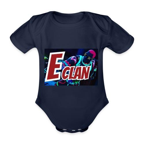 Elite x Clan Turnbeutel - Baby Bio-Kurzarm-Body