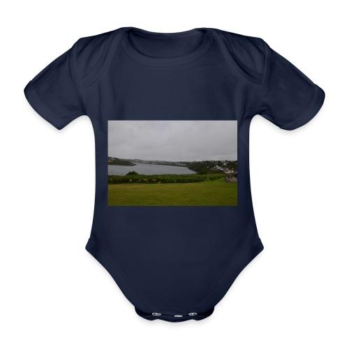Irlanda - Body ecologico per neonato a manica corta