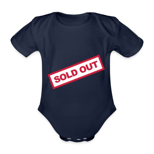sold out - Baby Bio-Kurzarm-Body