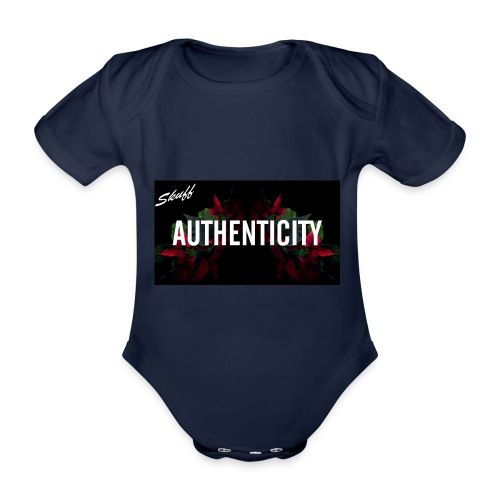 Authenticity - Body Bébé bio manches courtes