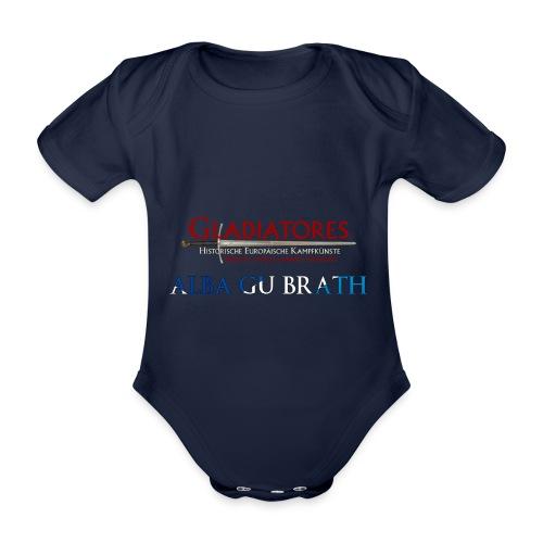 ALBAGUBRATH - Baby Bio-Kurzarm-Body