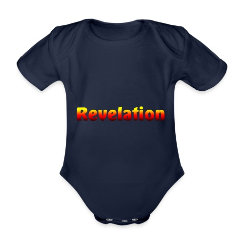 Revelation - Baby Bio-Kurzarm-Body