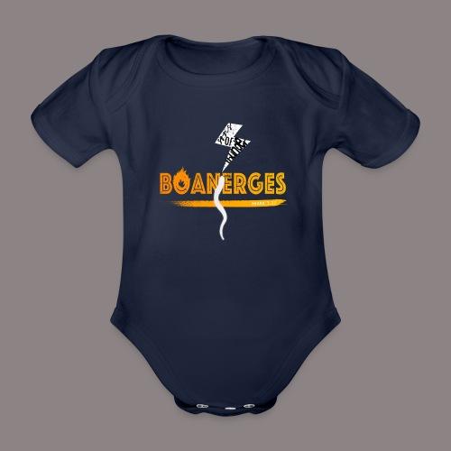 Boanerges (Donnersohn) - Baby Bio-Kurzarm-Body