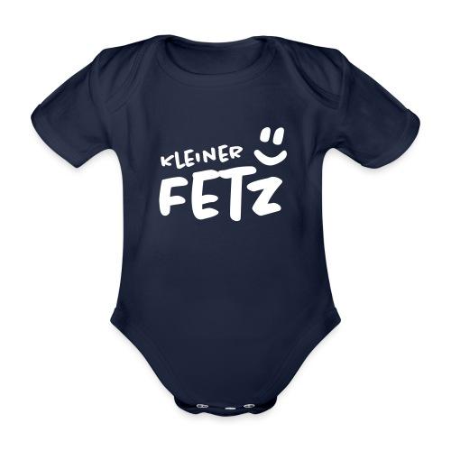 Schwaben Sprüche Fetz Shirt - Baby Bio-Kurzarm-Body