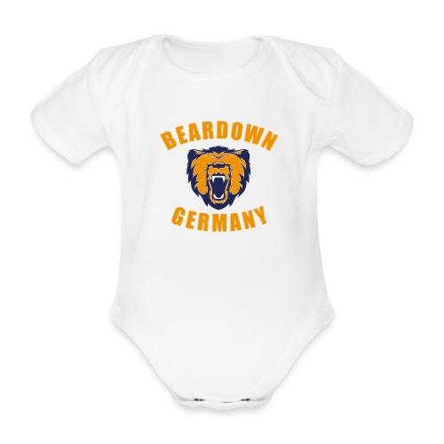 BDG Logo - Baby Bio-Kurzarm-Body