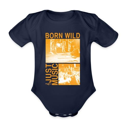 live tonight loud 1 - Baby Bio-Kurzarm-Body