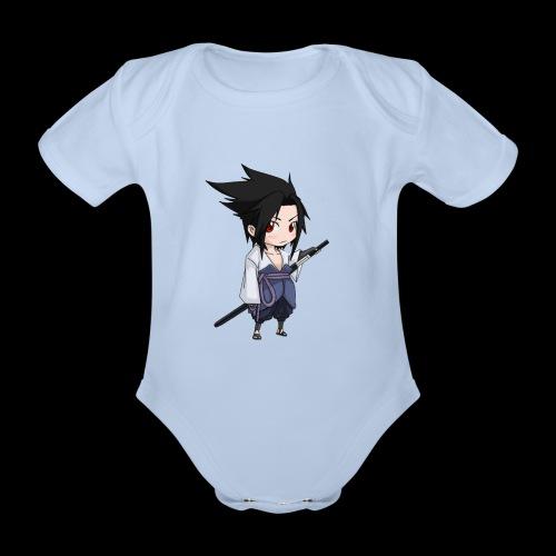 Sasuke - Body Bébé bio manches courtes