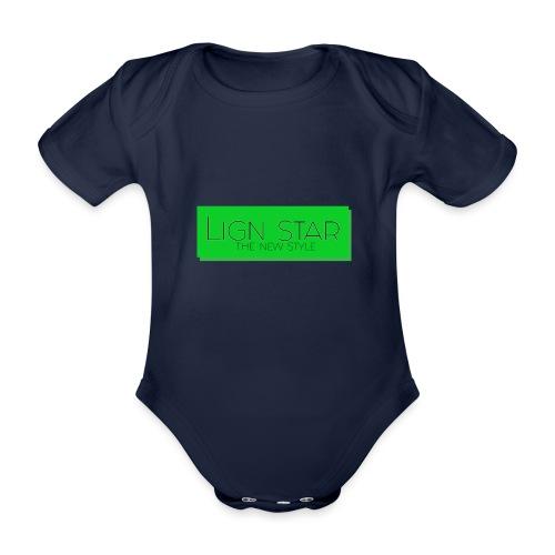 Untitled 3 png - Kortærmet babybody, økologisk bomuld