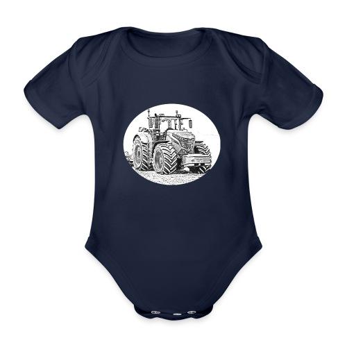 Ackergigant - Baby Bio-Kurzarm-Body