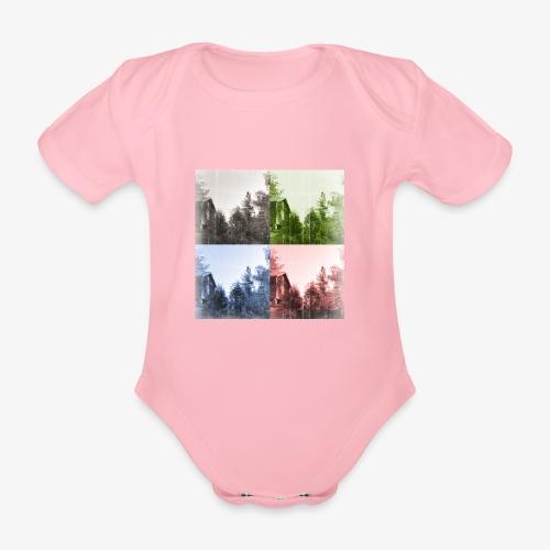 Torppa - Vauvan lyhythihainen luomu-body