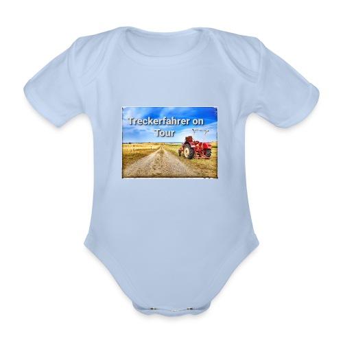 Treckerfahrer on Tour - Baby Bio-Kurzarm-Body