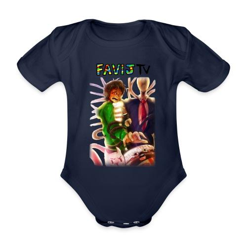 ShirtFinale png - Body ecologico per neonato a manica corta