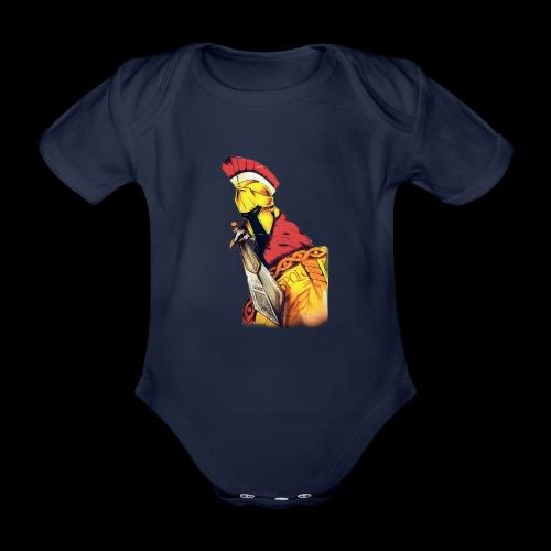 Centurion Roman - Body ecologico per neonato a manica corta