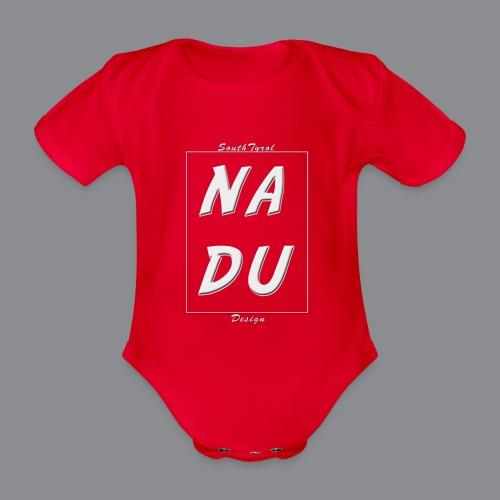 Na DU? - Baby Bio-Kurzarm-Body