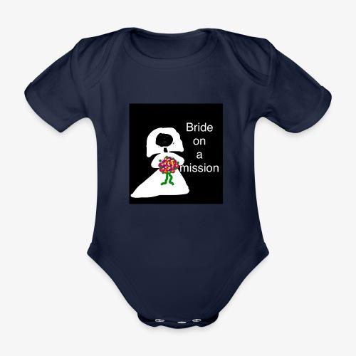 D78921E1 F87D 46B9 B875 679DD038C71D - Organic Short-sleeved Baby Bodysuit