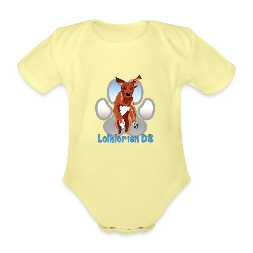 Lothlorien - Organic Short-sleeved Baby Bodysuit