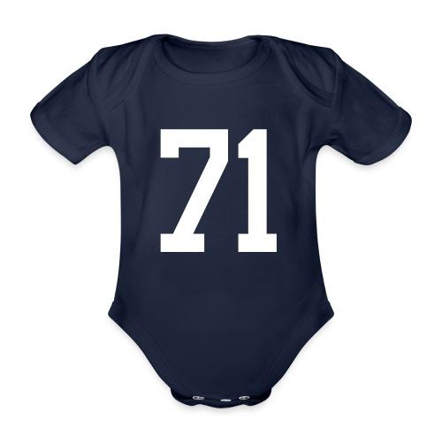 71 WLCZEK Sebastian - Baby Bio-Kurzarm-Body
