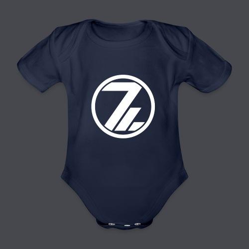 OutsiderZ Hoodie 3 - Baby Bio-Kurzarm-Body
