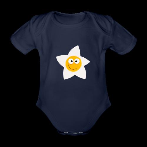 Happy Happyhills - Baby Bio-Kurzarm-Body