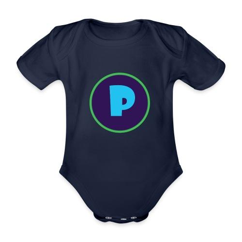 Loga - Ekologisk kortärmad babybody