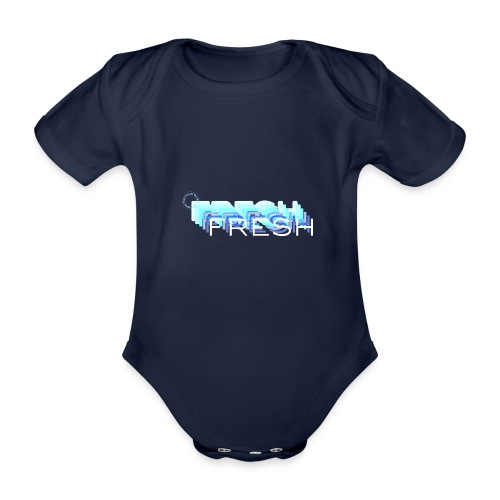 Fresh with a French Touch - Body Bébé bio manches courtes