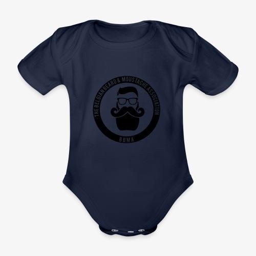 bbma - Baby bio-rompertje met korte mouwen
