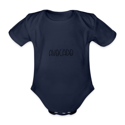 Avocado - Baby Bio-Kurzarm-Body