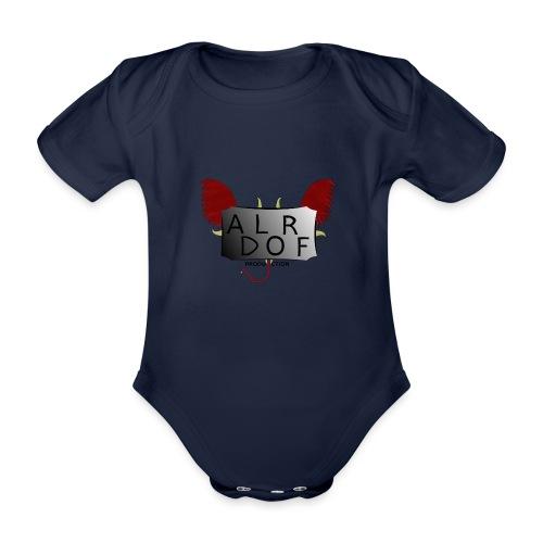 Adlorf - Ekologiczne body niemowlęce z krótkim rękawem