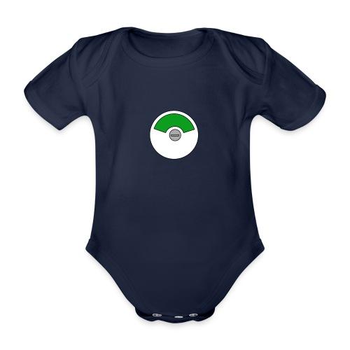 Flierp Vrij - Baby bio-rompertje met korte mouwen