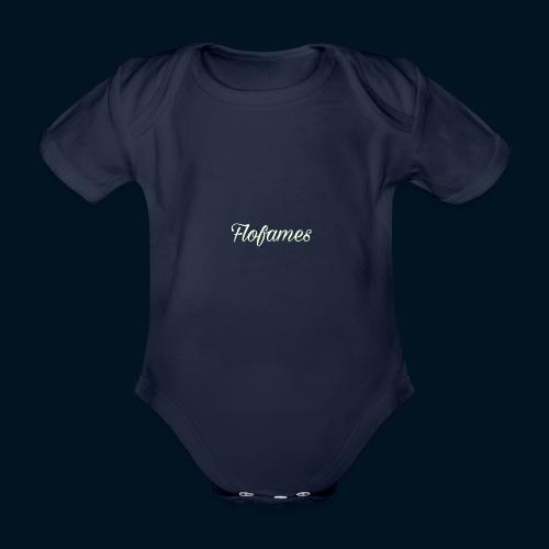 camicia di flofames - Body ecologico per neonato a manica corta
