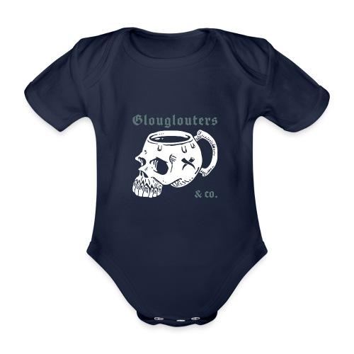 glouglouters - Body Bébé bio manches courtes
