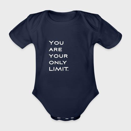 Limit - Baby Bio-Kurzarm-Body