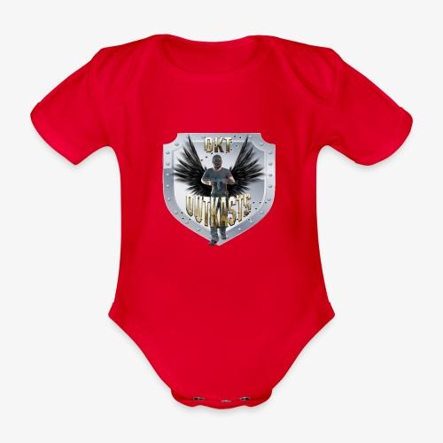 OutKasts PUBG Avatar - Organic Short-sleeved Baby Bodysuit