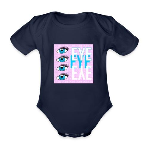 realeyez - Organic Short-sleeved Baby Bodysuit
