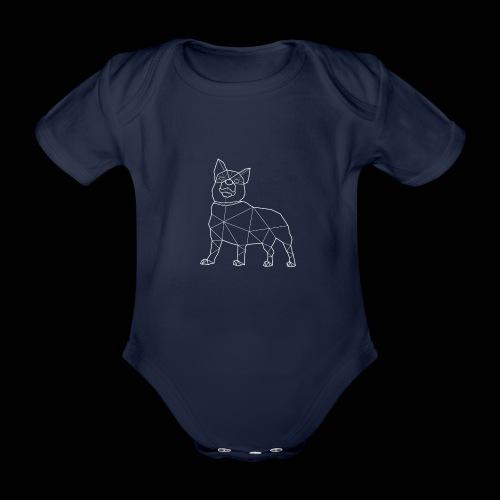 LOKI - Vauvan lyhythihainen luomu-body