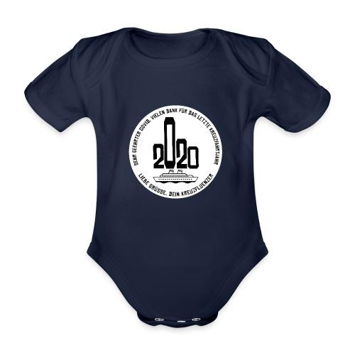 Kreuzfluenzer- Covid 2020 Edition - Baby Bio-Kurzarm-Body
