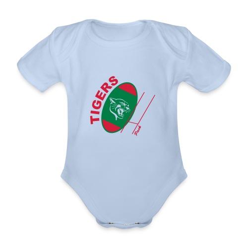 TIGERS - Body Bébé bio manches courtes