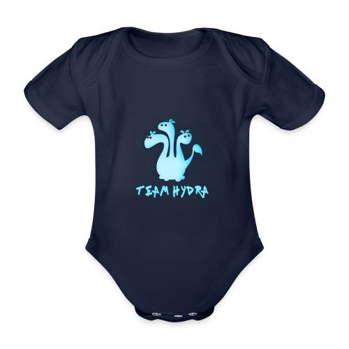 Team Hydra - Ekologisk kortärmad babybody