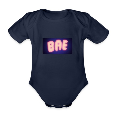 BAE - Body bébé bio manches courtes